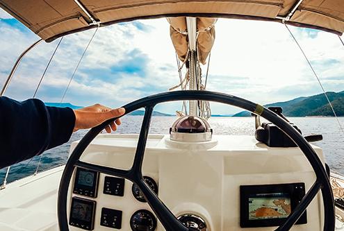 Marin Motor Bakımı Tekne Bakımı Yelkenli Motoru
