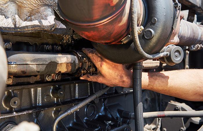 jeneratör motor bakım onarım izmir